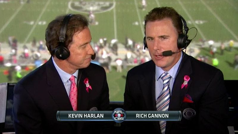 Image result for kevin harlan rich gannon