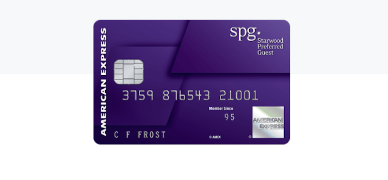 Illustration for article titled The Starwood Preferred Guest Card Just Increased Their Sign-Up Bonus