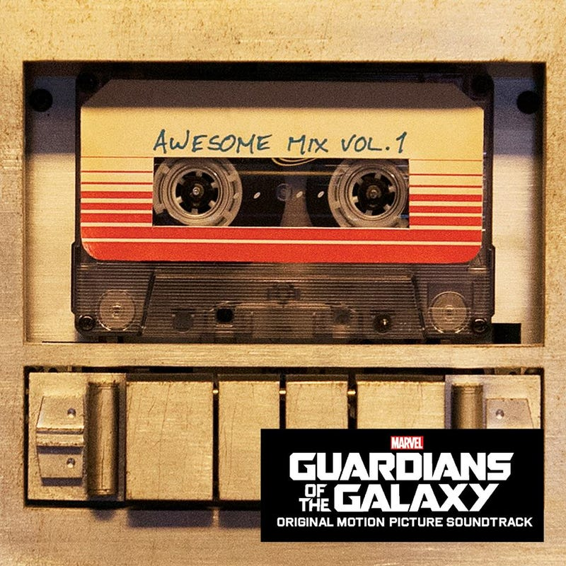 Illustration for article titled Guys, the GOTG official soundtrack has the Piña Colada Song on it