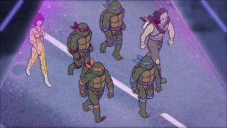 Illustration for article titled The Ninja Turtles Revisit the 1980s in an Hour-Long Special