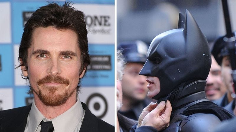 Illustration for article titled Christian Bale Glad To Be Done With Most Humiliating Experience Of Professional Life