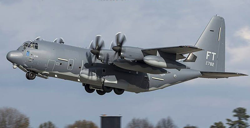 Illustration for article titled A Herculean Accomplishment: Lockheed Delivers Its 2,500th C-130 Hercules
