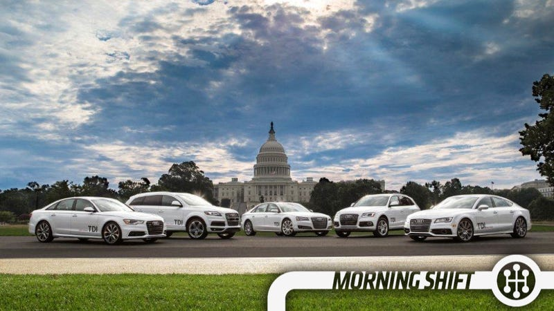 Illustration for article titled VW And Audi Sold More Than 100,000 Diesels In The US This Year