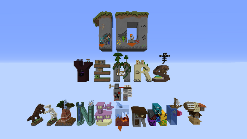 Progressive Near Me >> Minecraft Players Are Celebrating 10 Years With Cakes, Artwork And More | Kotaku UK