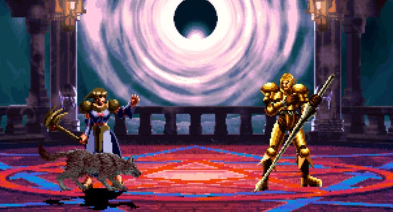 Illustration for article titled The Mystery Of The Unknown Neo Geo Game Has Been Solved