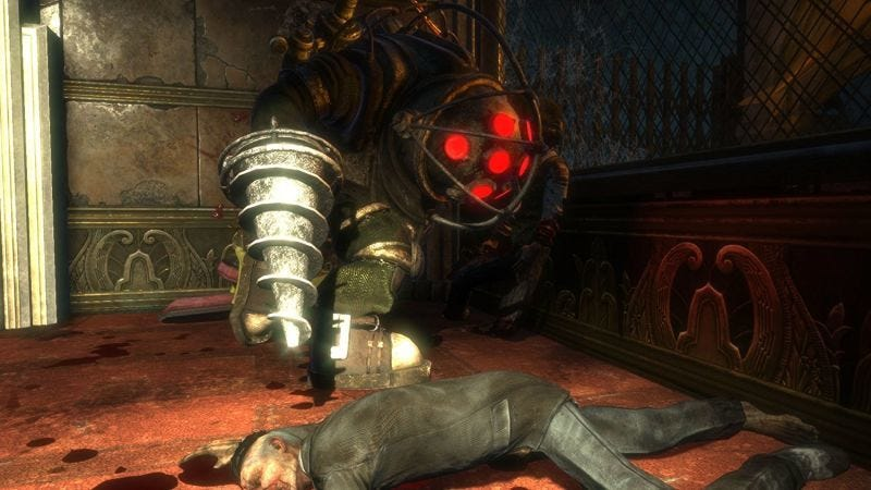 Bioshock: The Collection, $25