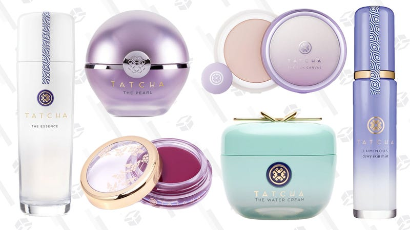15% off sitewide | Tatcha | Use code SUMMER18