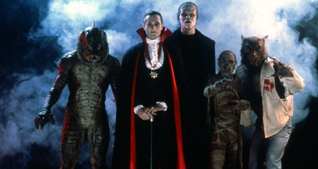 Things Are Getting Hilariously  80s on These New Monster Squad Vinyls