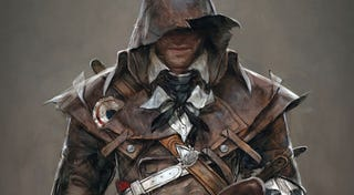 Illustration for article titled The Art Of Assassin's Creed Unity