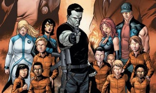 Illustration for article titled Harbinger And Bloodshot Lead Valiant Comics' First Five Movies