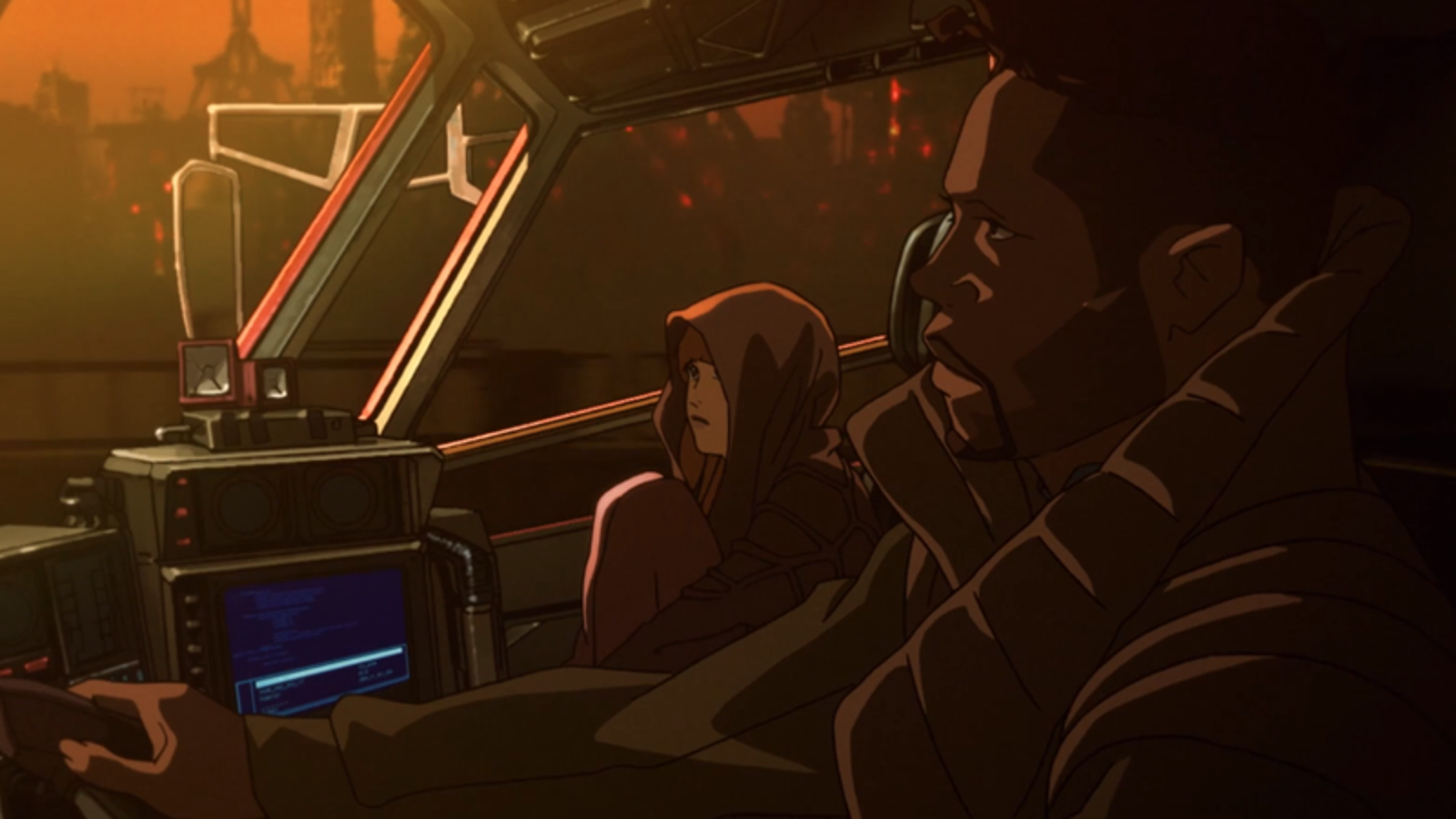 You Can Now Watch the Blade Runner 2049 Prequel Anime From the Director of Cowboy Bebop