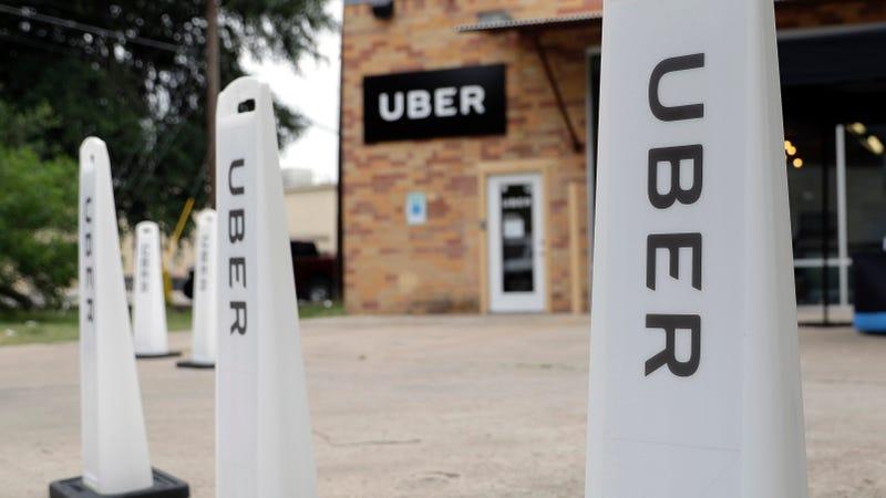 An Uber office in Austin, Texas.