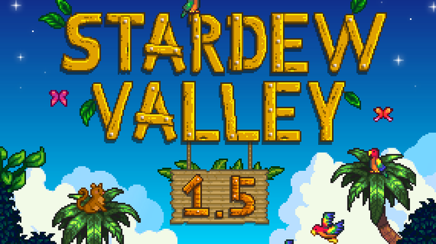 Stardew Valley Just Got Another Massive Update