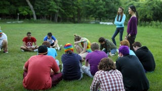 Illustration for article titled Summer Camp Gives Gay Christian Teens A Chance To Be Themselves