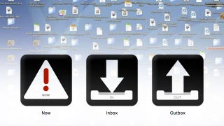 Illustration for article titled Rid Your Desktop of Clutter with This Simple Trio of Icons