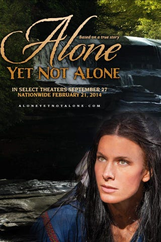 """Illustration for article titled """"Alone Yet Not Alone"""": Oscar-Nominated Revisionist Racism"""