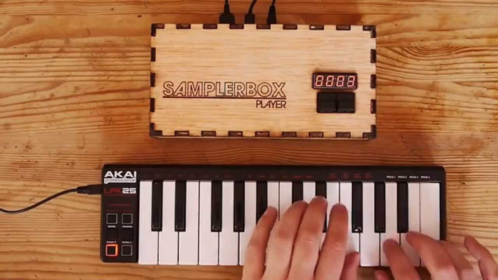Build Your Own MIDI Sampler with a Raspberry Pi