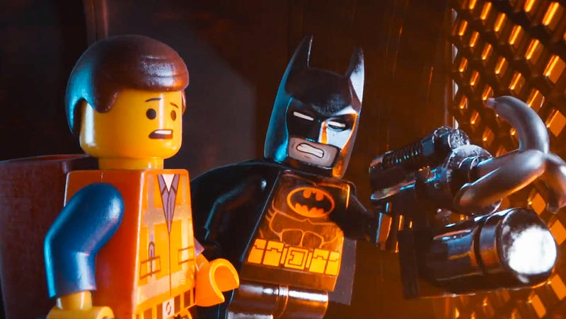 Illustration for article titled The Lego Cinematic Universe Is More Layered Than You Realized