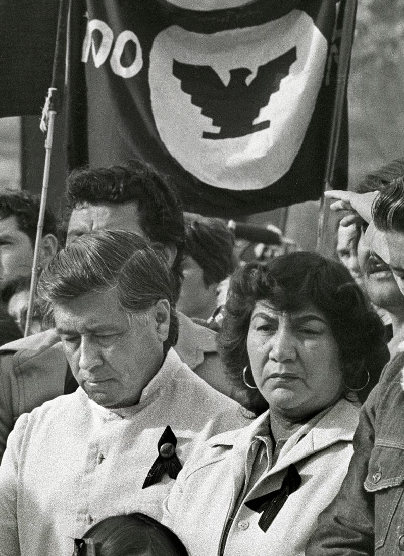 Helen Chavez, Widow of Civil Rights Icon Cesar Chavez, Dies at 88