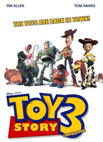 Illustration for article titled Toy Story 3 Game Delves Deeper Into The Toy Box