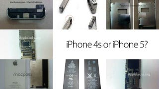 Illustration for article titled Next Generation iPhone Parts Uncovered?