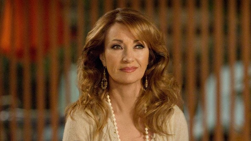 Jane Seymour in Franklin & Bash (Photo: TNT)