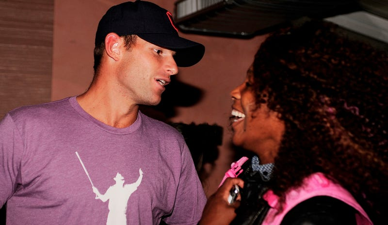 Illustration for article titled Retired Andy Roddick Has Refreshingly Cool Attitude Toward the Ladies in His Life