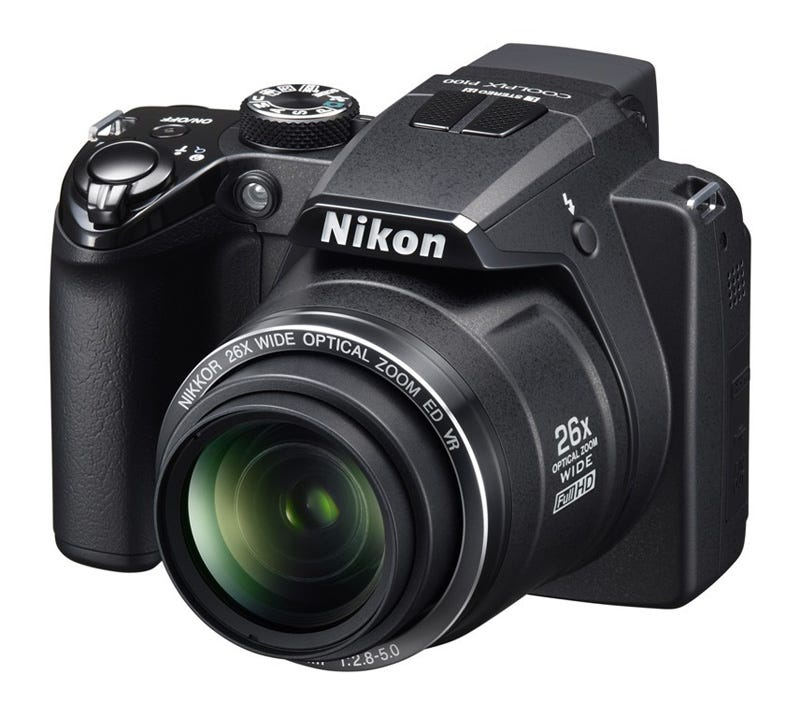 Illustration for article titled Nikon Coolpix P100 26x Superzoom: Their First 1080p Video Camera