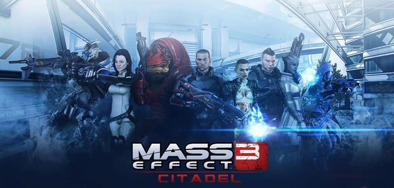 Illustration for article titled Download the soundtrack to Mass Effect 3: Citadel!