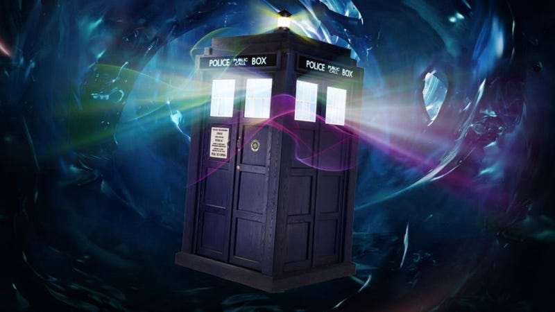 Illustration for article titled So. The TARDIS.