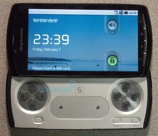 Illustration for article titled Sony Ericsson CEO Teases February Announcement, Could Be PlayStation Phone