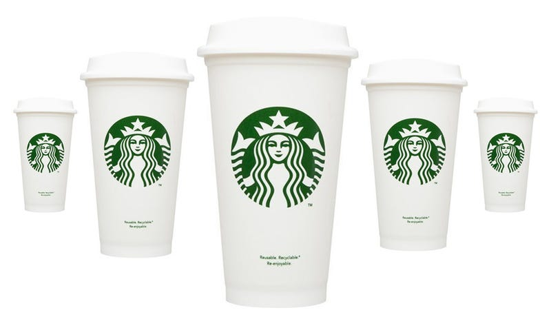 Starbucks Hopes Cheap 1 Reusable Cups Will Sway Customers