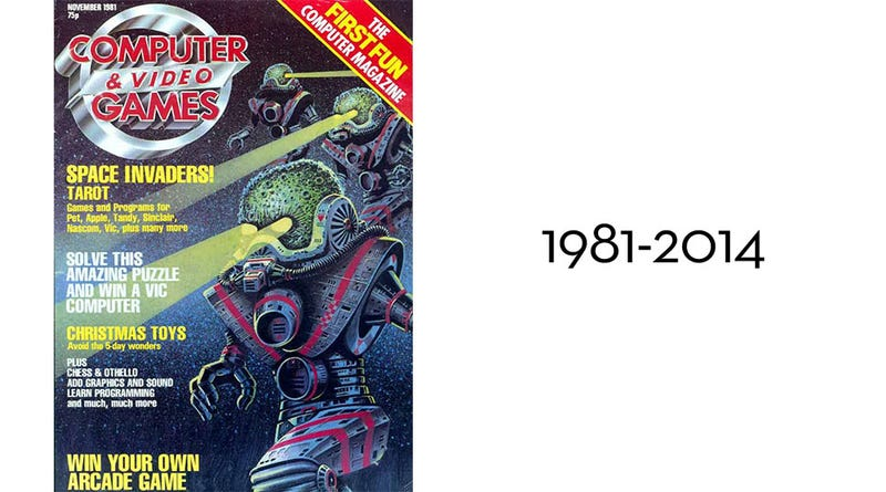 Illustration for article titled The World's Oldest Video Game Publication Is Closing [UPDATE: Maybe Not?]