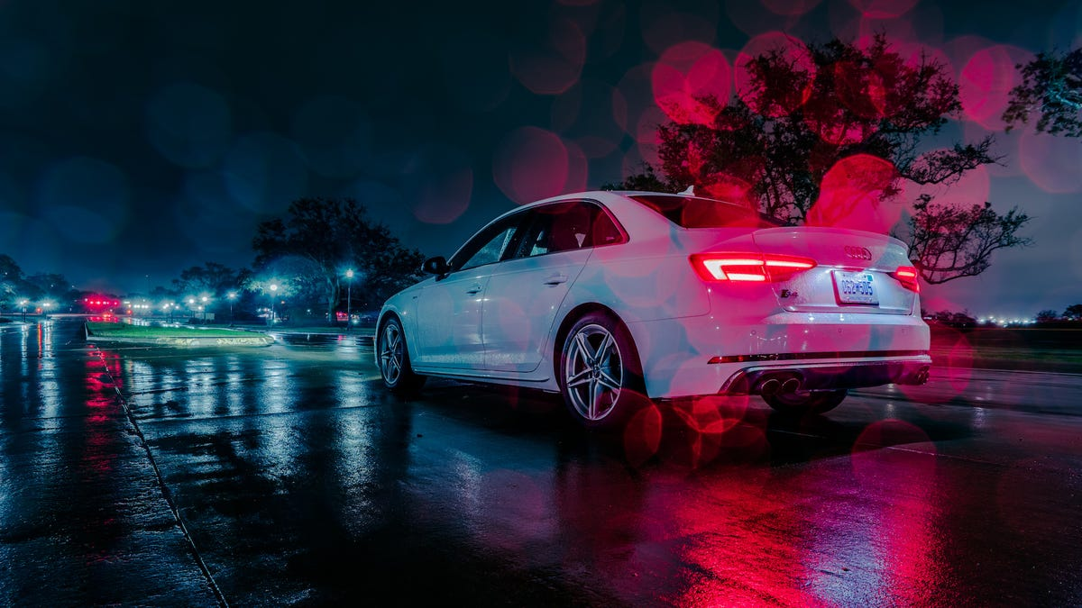 The 2018 Audi S4 Is A 354 Horsepower Rocketsled That Proves Sedans