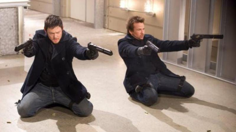 Illustration for article titled The Boondock Saints to negate a decade's worth of prestige TV with prequel series