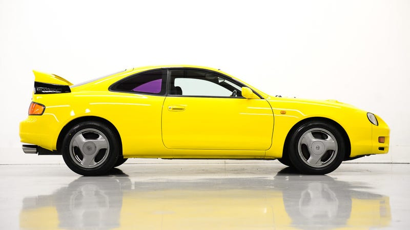 Illustration for article titled You Can Buy This Near-Pristine 1994 Toyota Celica GT-Four WRC for Only $17,995