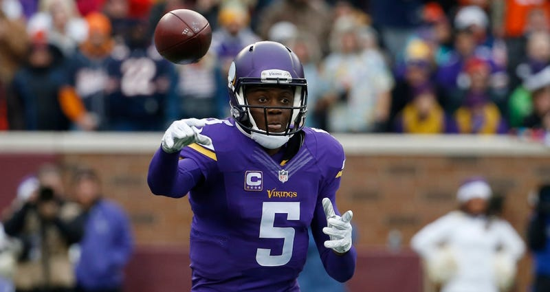 Illustration for article titled Teddy Bridgewater Was Almost Perfect Today