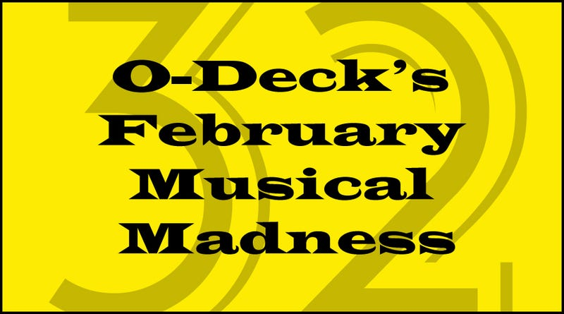 Illustration for article titled February Musical Madness: The Big 32