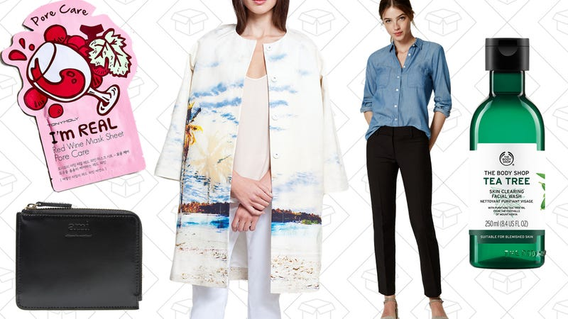 Illustration for article titled Today's Best Lifestyle Deals: The Body Shop,Madewell,Tony Moly, LOFT, and More