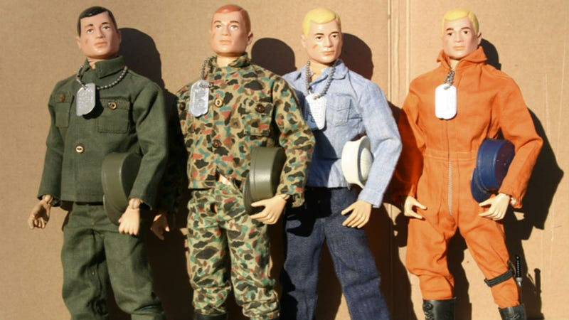 Illustration for article titled GI Joe Has Been Fighting the War on Cobra for Half a Century Now