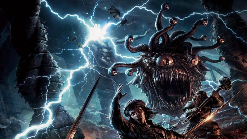 The D D 5th Edition Monster Manual Is A Cornucopia Of Classic Creatures