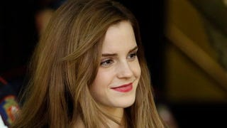 Illustration for article titled Emma Watson Denies Torrid Love Affair with Prince Harry