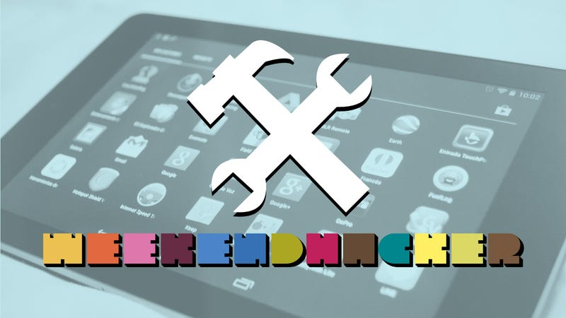 Illustration for article titled Make the Most of Your Tablet This Weekend