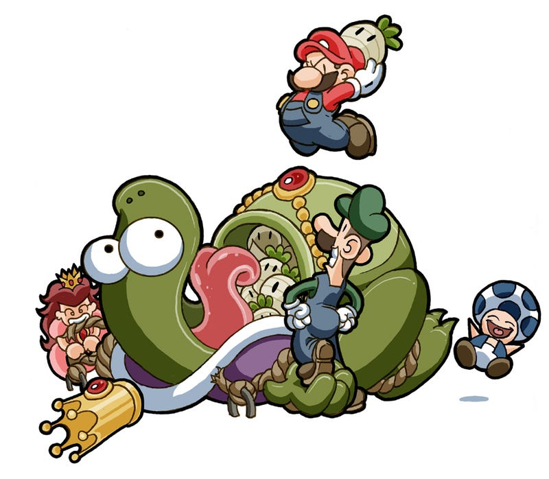 Illustration for article titled eShop Deal: Double Your Mario