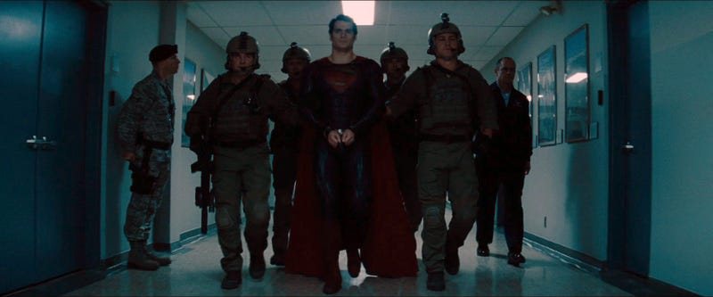 Illustration for article titled Zack Snyder will be asked to direct Justice League... if it happens