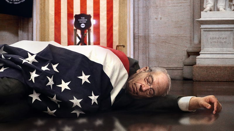 Illustration for article titled Chuck Grassley Accidentally Lies In State For Few Hours After Drifting Off In Capitol Rotunda