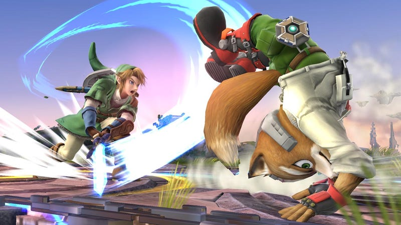 Illustration for article titled Sony Hack Reveals Intent to Acquire Super Smash Bros. Film Rights