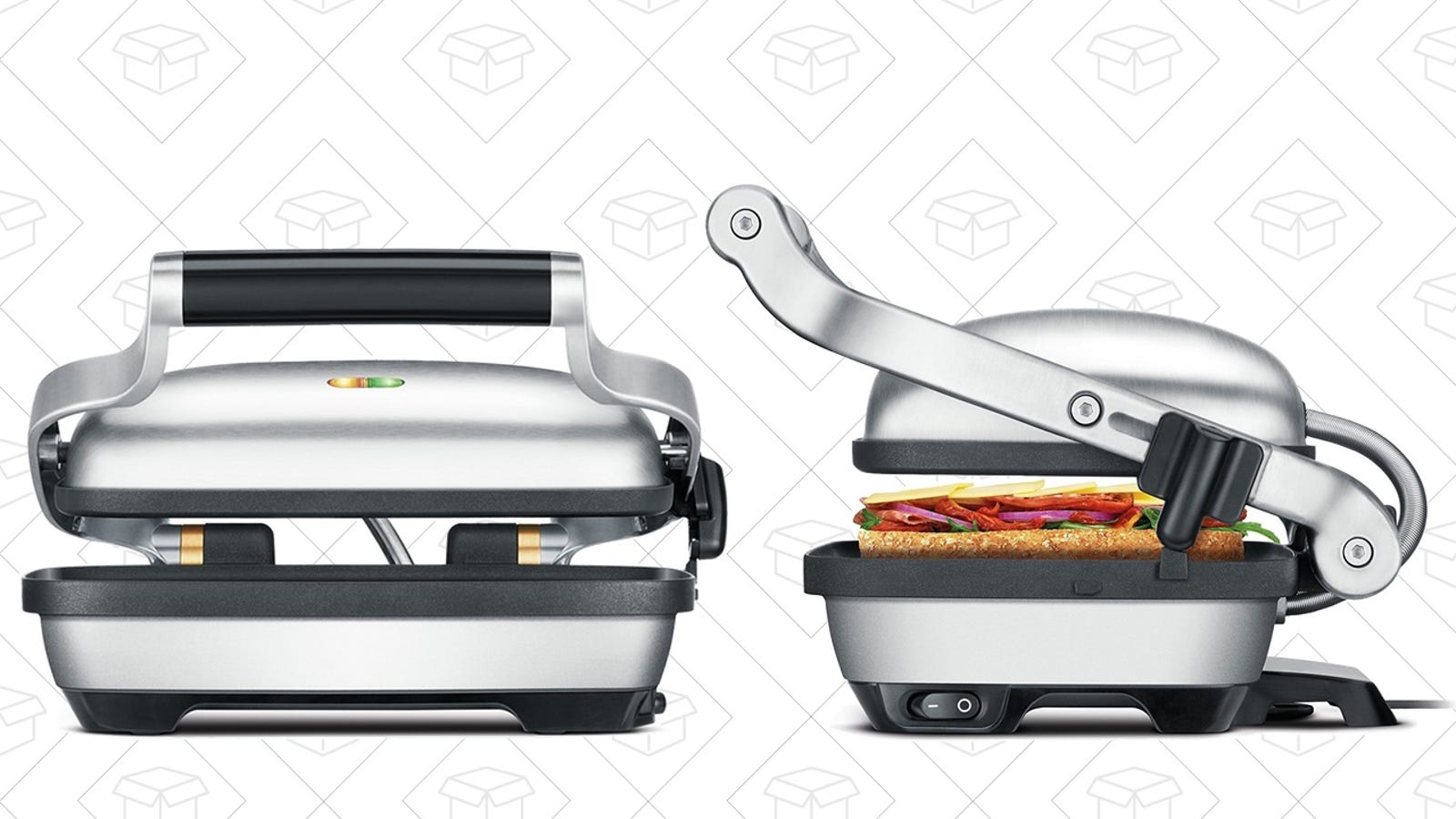 Make Better Sandwiches With This 50 Breville Panini Press
