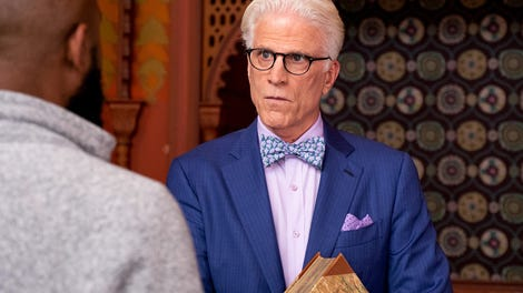 The Good Place gets close enough to the Good Place to make