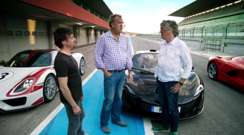 Illustration for article titled The Grand Tour Was Top Gear